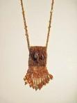 Gold Amulet Bag