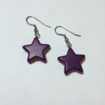 Purple Stone Star