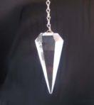 Quartz Crystal Pendelum